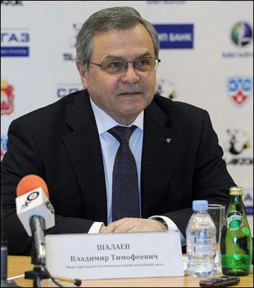 Драфт юниоров КХЛ-2012. Пресс-конференция