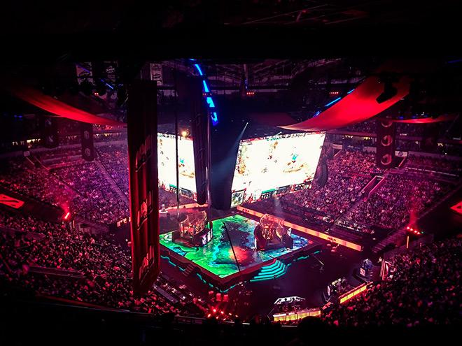 KeyArena собрала 18 тысяч зрителей!