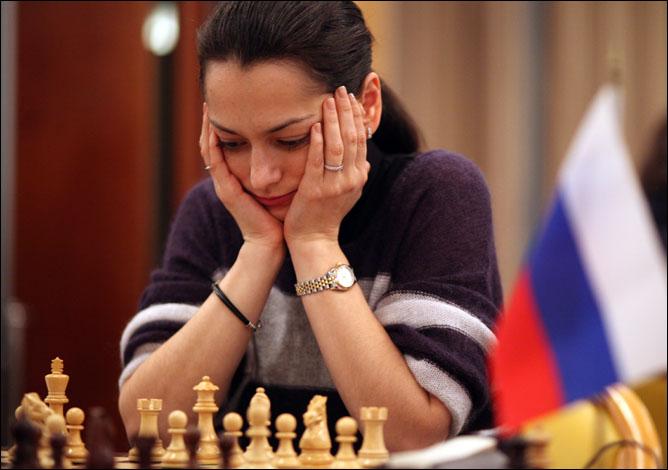 Александра Костенюк – главная русская надежда в Тбилиси