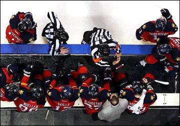 """Как дела, НХЛ? """"Флорида Пантерз"""""""