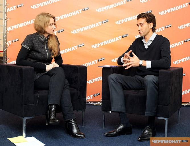 Наталия Соломатина и Руслан Нигматуллин