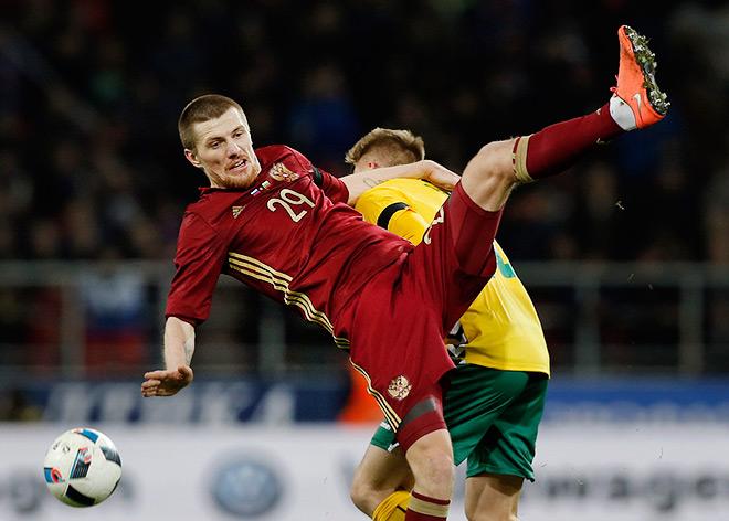 Россия — Литва