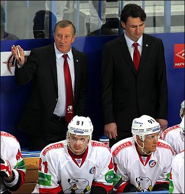Вернёт ли команду к жизни Валерий Белоусов?