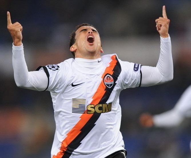 В Донецке Жадсон быстро стал игроком основного состава