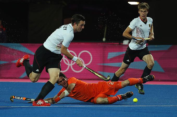 Лондон-2012. Хоккей на траве. Мужчины. Финал. Германия — Нидерланды
