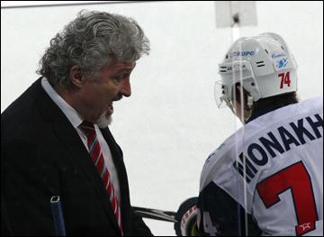 Милош Ржига и Сергей Монахов