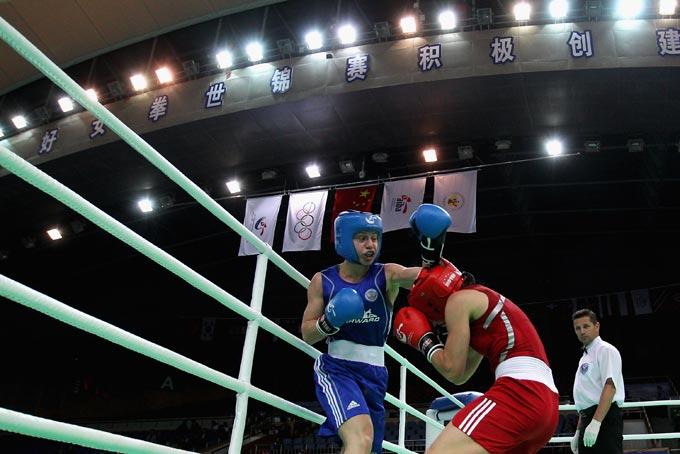 Очигава завоевала серебряную медаль ЧМ, добыв именную олимпийскую лицензию.
