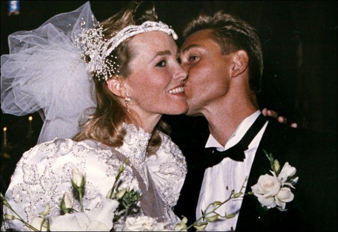 """Главным хоккейным событием 1988 года должна была стать свадьба Уэйна Гретцки. А стала его продажа в """"Лос-Анжелес Кингз""""."""