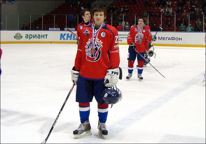 Егор Петухов на Кубке Будущего