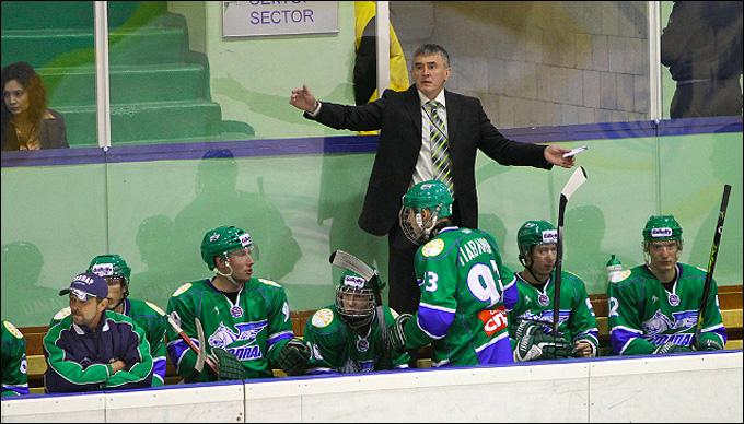 Александр Семак и его команда