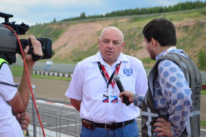 Исполнительный директор РАФ Сергей Иванов