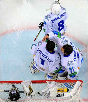 """Итоги сезона КХЛ. """"Барыс"""" (Астана)"""