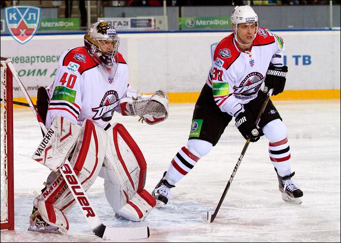 Антон Бабчук (справа) и Эрик Эрсберг