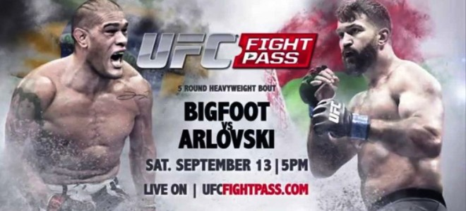 Постер к турниру UFC Fight Night 51