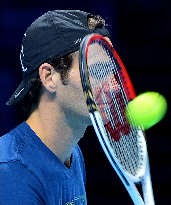 Роджер Федерер достойно выступил в Париже