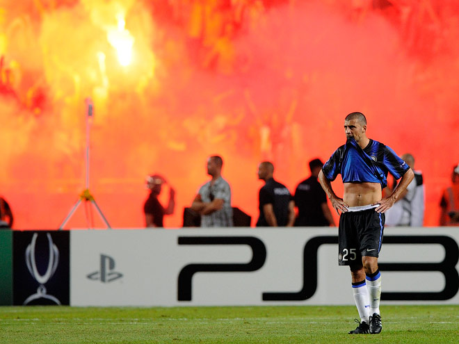«Милан» – «Интер»