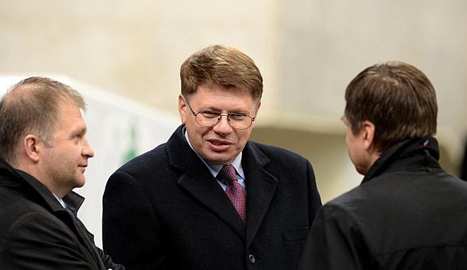 Александр Поляков и Дмитрий Курбатов