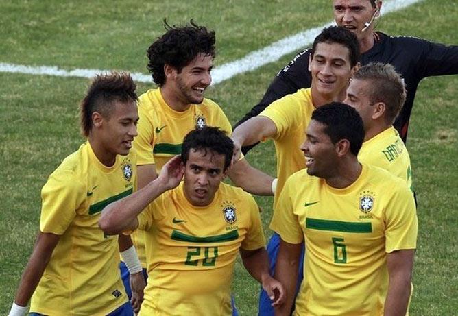 """Играя в """"Шахтёре"""", бразилец получил вызов в национальную сборную"""
