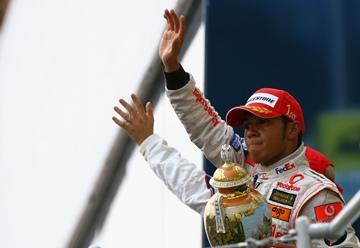 Льюис Хэмилтон — победитель Гран-при Венгрии-2007