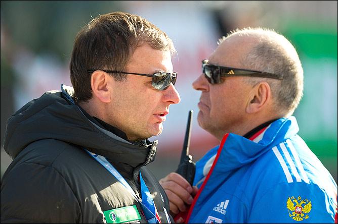 Под руководством Сергея Кущенко и Владимира Барнашова сборная России второй год подряд проваливает чемпионат мира