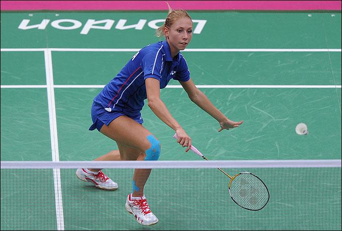 Анастасия Прокопенко прошедшие Игры может занести себе в актив