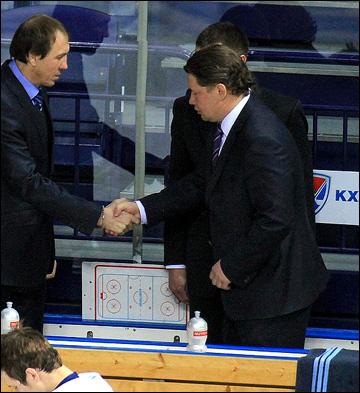 Айрат Кадейкин (справа)
