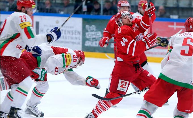 10 февраля 2013 года. Дания. Квалификация к ОИ-2014. Дания – Белоруссия – 2:3