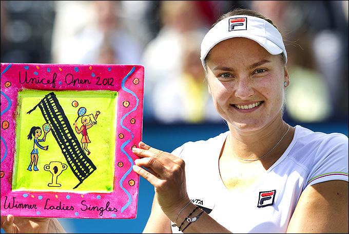 Надежда Петрова завоевала в Хертогенбосхе свой 11-й титул