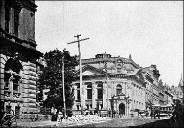 """""""Bank of Montreal"""" в Торонто в 1890 году ещё не догадывался, что станет Залом хоккейной Славы"""