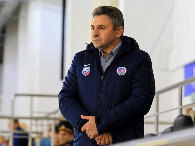 Генеральный директор «Кубани» Виктор Бабенко