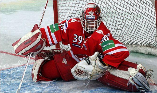 Доминик Гашек — лучший ветеран регулярного чемпионата.