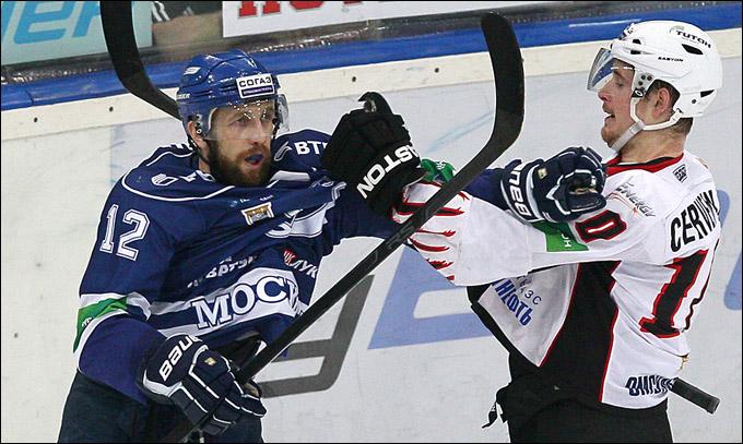 Юрий Бабенко против Романа Червенки