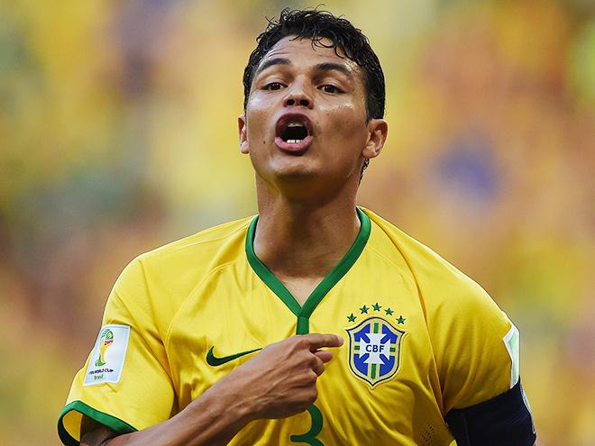Тьяго Сильва пропустит полуфинал чемпионата мира