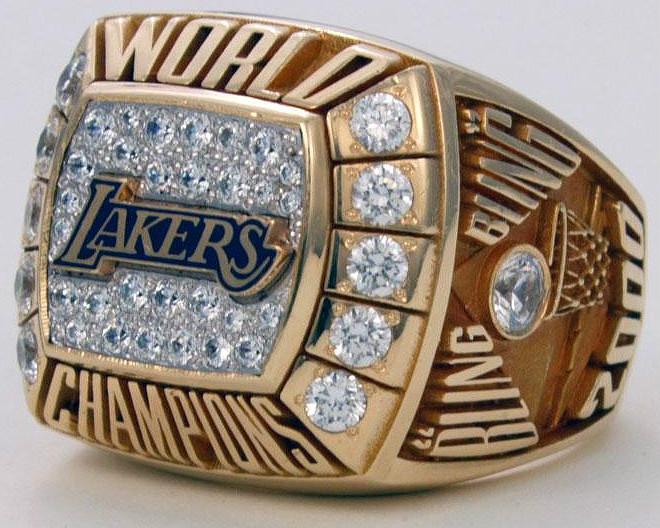 2000. «Лос-Анджелес Лейкерс»