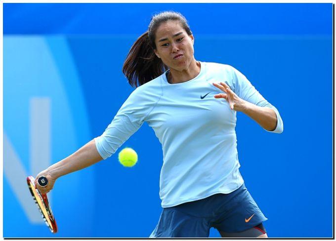 Хэмптон обыграла двух теннисисток топ-10 и вышла в финал