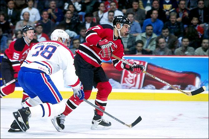 Скотт Нидермайер и его первые шаги в НХЛ