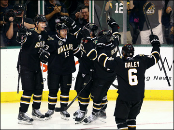 """Итоги сезона НХЛ. """"Даллас Старз"""""""