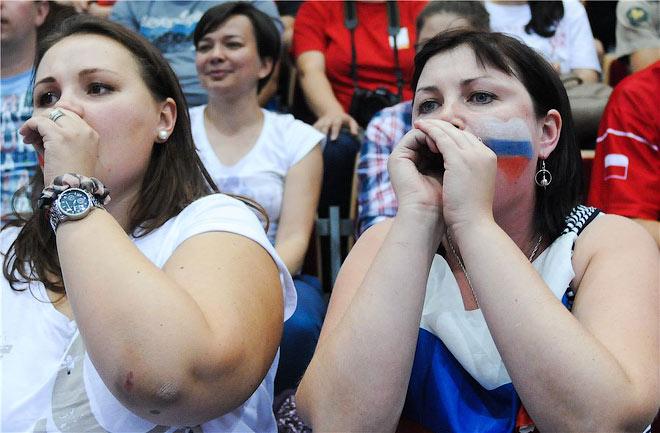 Мужчины. Чемпионат мира. Гданьск (Польша). Группа С. Пятый тур. Россия — Болгария — 3:2