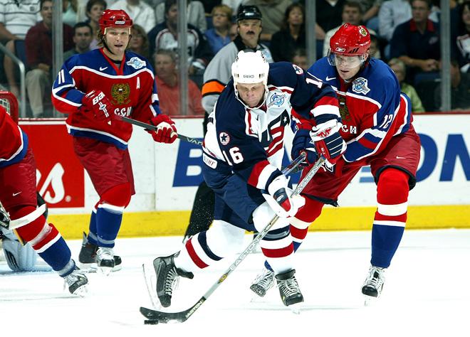Кубок Мира-2004. Россия — США