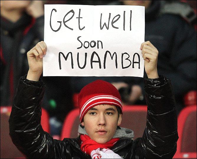 Слова поддержки в адрес Муамбы