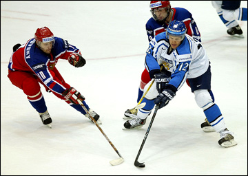 Чемпионат мира-2004. Острава. Групповой этап. Россия – Финляндия – 0:4