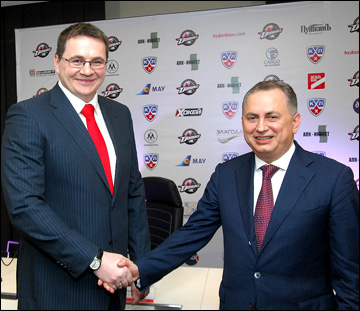 Андрей Назаров и Борис Колесников