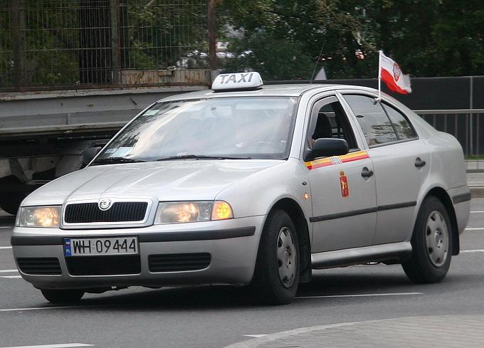 В Польше болеют все. Даже таксисты