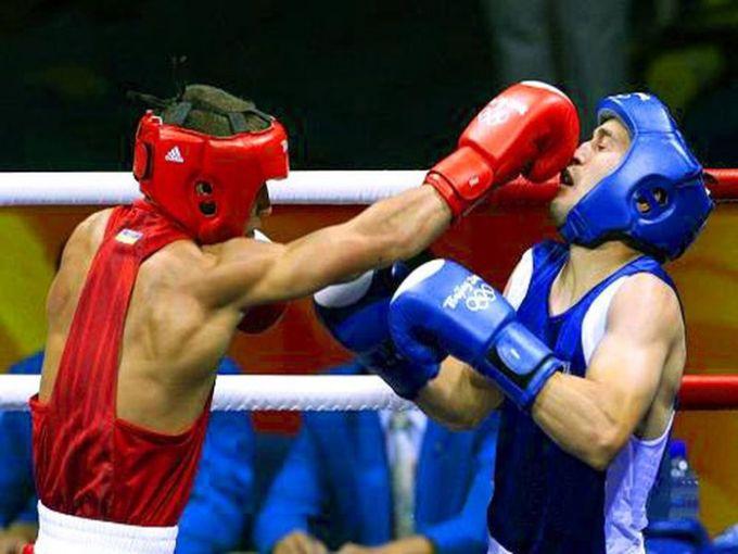 Украинские боксёры произвели настоящий фурор в Баку