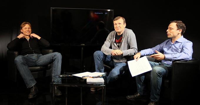 Интервью с Валерием Карпиным. Как это было. Валерий Карпин, Александр Шмурнов, Игорь Рабинер