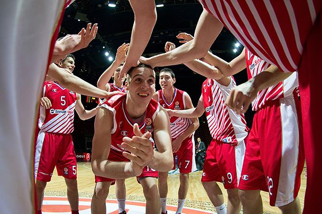 Но лучшими в турнире молодёжный команд стали юноши из «Црвены Звезды» (Белград)
