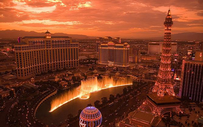6 декабря стартует WPT в Лас-Вегасе, в казино Беладжио