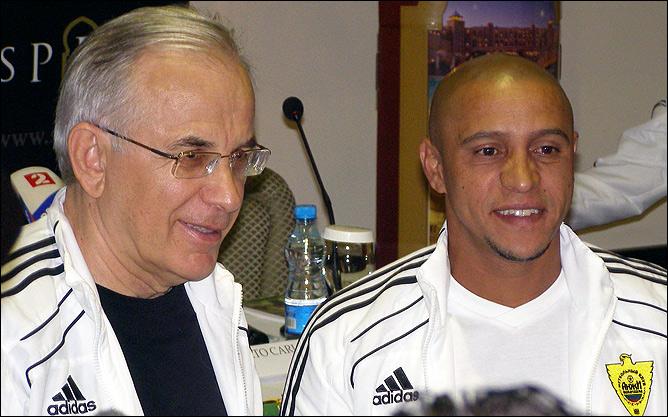 Гаджи Гаджиев и его знаменитый новичок.