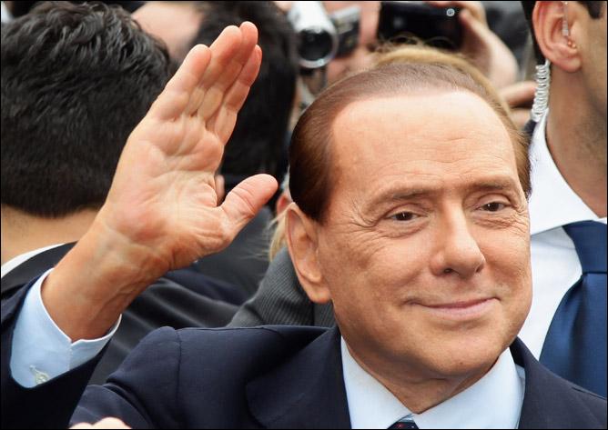 Сильвио Берлускони — человек и стадион?