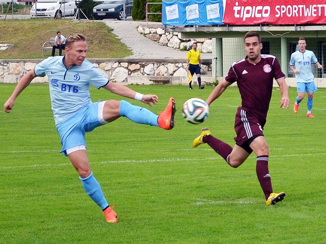 «Динамо» М — «Шпорт» — 2:0